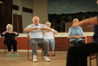 Ageing and physical activity: Rethinking approaches